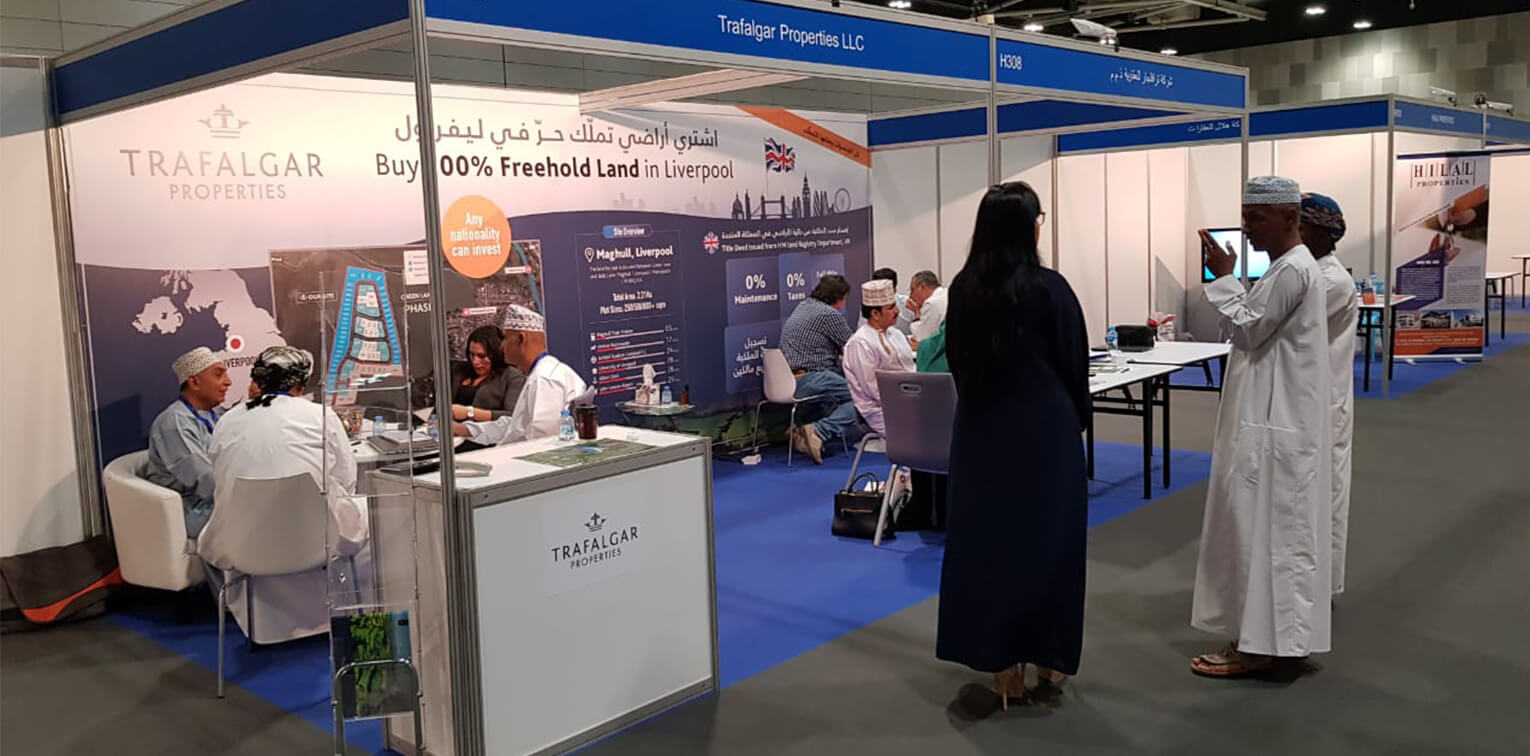 MUSCAT REAL ESTATE & INVESTMENT EXHIBITION 2018
